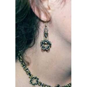 Starcage Earrings