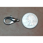 Stainless Slide Clasp - 8 hole, 4 strand