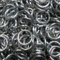 "100 ct. 18A ga Stainless Steel 1/4"" Links"