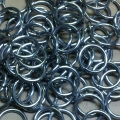 "100 ct. 18A ga Stainless Steel 5/16"" Links"