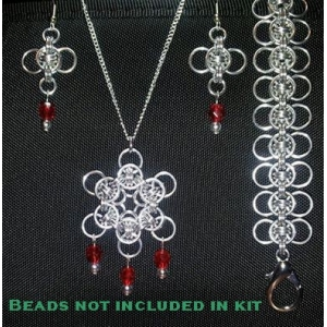 Celtic Wings Jewelry Kit