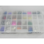 32 Compartment No-Spill Organizer